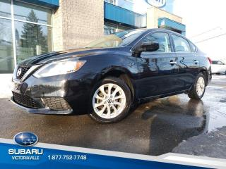 Used 2016 Nissan Sentra Berline 4 portes, CVT SV for sale in Victoriaville, QC
