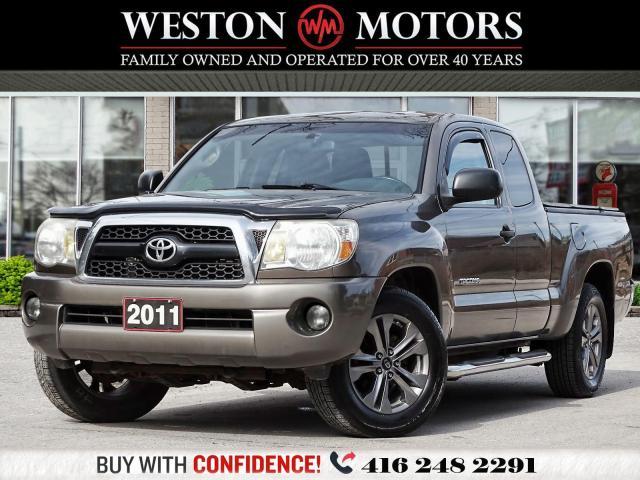 2011 Toyota Tacoma SR5* OFF ROAD TRD PKG* 2.7L* NAVI* REV CAM!*!