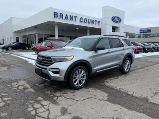 New 2020 Ford Explorer XLT for sale in Brantford, ON