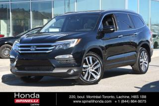 Used 2016 Honda Pilot Touring 7 PASSAGERS CUIR NAVI CUIR NAVI TOIT DVD 7 PASSAGERS for sale in Lachine, QC