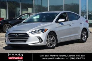 Used 2017 Hyundai Elantra GLS AUTO MAGS 8 PNEUS AUTO AC CRUISE BLUETOOTH for sale in Lachine, QC