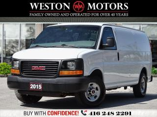 Used 2015 GMC Savana 2500 2500* 4.8L* 8CYL* POWER CONTROLS for sale in Toronto, ON