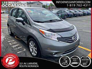 Used 2015 Nissan Versa Note SL for sale in Rouyn-Noranda, QC