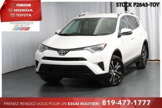 Used 2016 Toyota RAV4 INTÉGRALE| GROUPE AMÉLIORÉ| CAM RECUL for sale in Drummondville, QC