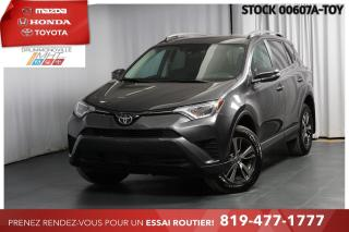 Used 2018 Toyota RAV4 CAM RECUL| MAGS| SAFETY SENSE for sale in Drummondville, QC