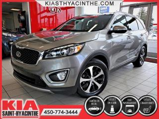 Used 2016 Kia Sorento EX+ V6 AWD ** TOIT PANO / CUIR for sale in St-Hyacinthe, QC