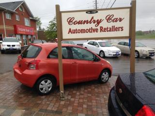 Used 2007 Toyota Yaris CE for sale in Bradford, ON