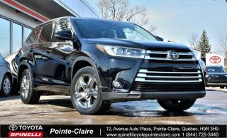 Used 2017 Toyota Highlander LIMITED GPS, AWD for sale in Pointe-Claire, QC