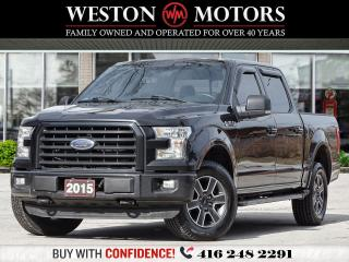 Used 2015 Ford F-150 SPORT 4X4* 5.0L* PANO. SUNROOF* LEATHER* REV CAM!! for sale in Toronto, ON