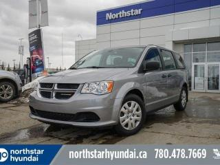 Used 2018 Dodge Grand Caravan SE/BACKUPCAM/STEERINGCONTROLS/ALLOYS/AC/CRUISE for sale in Edmonton, AB