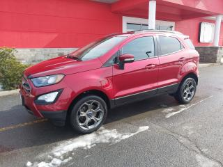 Used 2018 Ford EcoSport SES for sale in Cornwall, ON