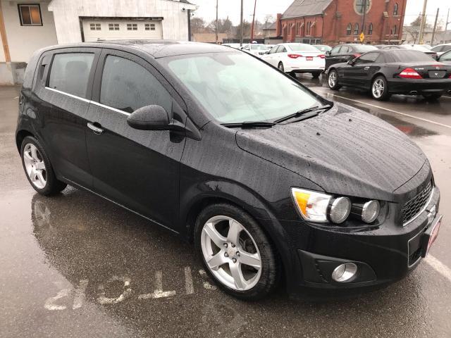 2012 Chevrolet Sonic LT ** HTD SEATS, AUTOSTART, CRUISE **