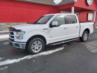 Used 2016 Ford F-150 Lariat for sale in Cornwall, ON