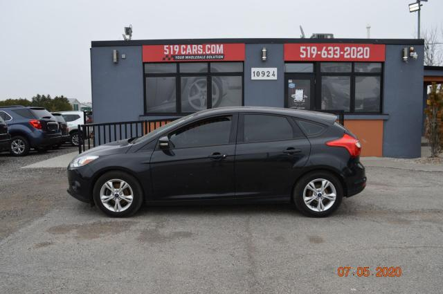 2013 Ford Focus SE|MICROSOFT SYNC|HEATED SEATS|USB/AUX