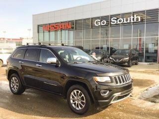 Used 2015 Jeep Grand Cherokee LIMITED, 4X4, LEATHER for sale in Edmonton, AB
