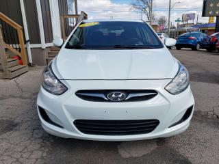 Used 2013 Hyundai Accent GL**Low Mileage*Clean Carfax** for sale in Hamilton, ON