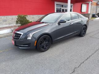 Used 2016 Cadillac ATS Standard AWD for sale in Cornwall, ON