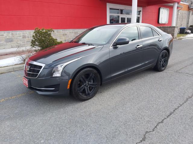 2016 Cadillac ATS Standard AWD