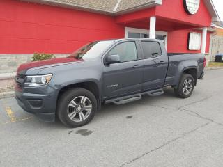Used 2017 Chevrolet Colorado 4WD WT for sale in Cornwall, ON