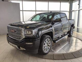 Used 2018 GMC Sierra 1500 Denali | 5.3L | 3M | Tow PKG | No Accidents for sale in Edmonton, AB