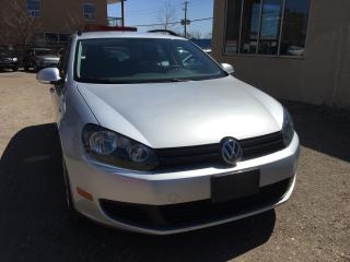Used 2010 Volkswagen Golf Wagon Trendline for sale in Waterloo, ON