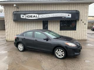Used 2012 Mazda MAZDA3 GX for sale in Mount Brydges, ON