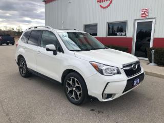 Used 2016 Subaru Forester XT Touring for sale in Tillsonburg, ON