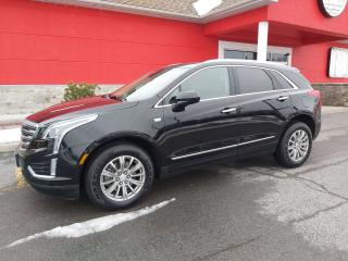 Used 2019 Cadillac XT5 Luxury AWD for sale in Cornwall, ON