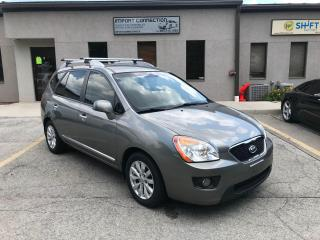 Used 2012 Kia Rondo V6 EX,ONE OWNER,NO ACCIDENTS,BLUETOOTH,CERTIFIED ! for sale in Burlington, ON