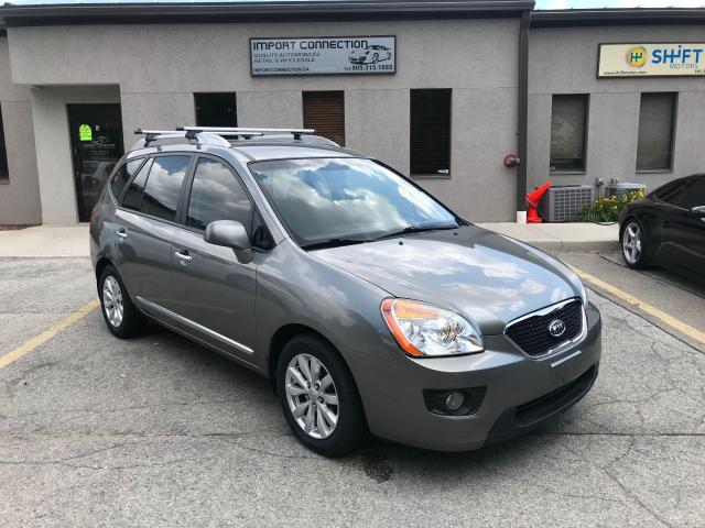 2012 Kia Rondo V6 EX,ONE OWNER,NO ACCIDENTS,BLUETOOTH,CERTIFIED !