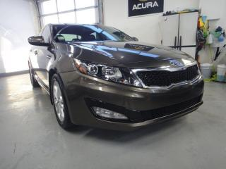 Used 2011 Kia Optima EX Luxury ALL SERVICE RECORDS,NO ACCIDENT for sale in North York, ON
