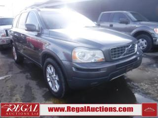 Used 2007 Volvo XC90 4D Utility AWD for sale in Calgary, AB