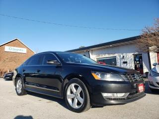 Used 2015 Volkswagen Passat TDI Comfortline for sale in Waterdown, ON
