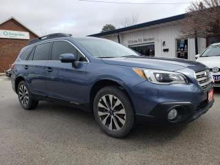 Used 2015 Subaru Outback 2.5I LIMITED for sale in Waterdown, ON