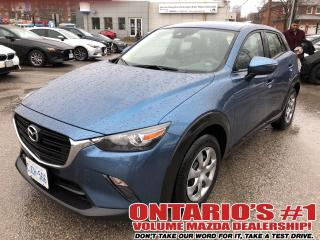 Used 2019 Mazda CX-3 BACKUP CAM,BLUETOOTH !!! for sale in Toronto, ON