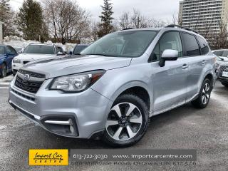 Used 2018 Subaru Forester 2.5i Touring PANO ROOF  BACKUP CAMERA  HTD SEATS for sale in Ottawa, ON