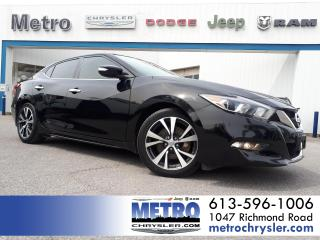 Used 2016 Nissan Maxima Platinum FULLY LOADED for sale in Ottawa, ON