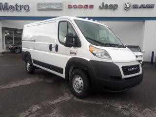 New 2020 RAM 1500 ProMaster Low Roof 136 in. WB for sale in Ottawa, ON