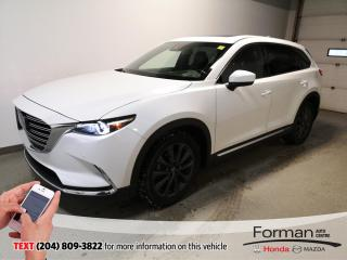 Used 2019 Mazda CX-9 GT|Demo|Save Thousands|Fully Loaded for sale in Brandon, MB