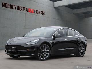 Used 2018 Tesla Model 3 Long Range, Prem Pkg, Summon, Gun Powder Whls, EV for sale in Mississauga, ON