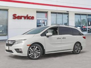 New 2020 Honda Odyssey Touring for sale in Brandon, MB