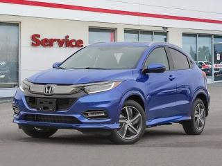 New 2019 Honda HR-V Touring-HS 4WD for sale in Brandon, MB