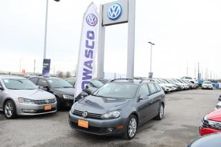 Used 2013 Volkswagen Golf Wagon 2.0L TDI DSG Highline for sale in Whitby, ON