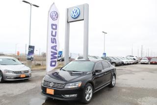 Used 2013 Volkswagen Passat 2.0L TDI DSG Highline for sale in Whitby, ON