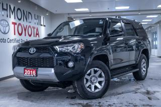 Used 2016 Toyota 4Runner *No Payments for 6 Months!!! - SR5 Trail Edition for sale in Richmond Hill, ON