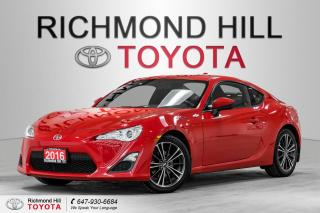 Used 2016 Scion FR-S *No Payments for 6 Months!!! - HOT Lava, Real Beauty!!! for sale in Richmond Hill, ON