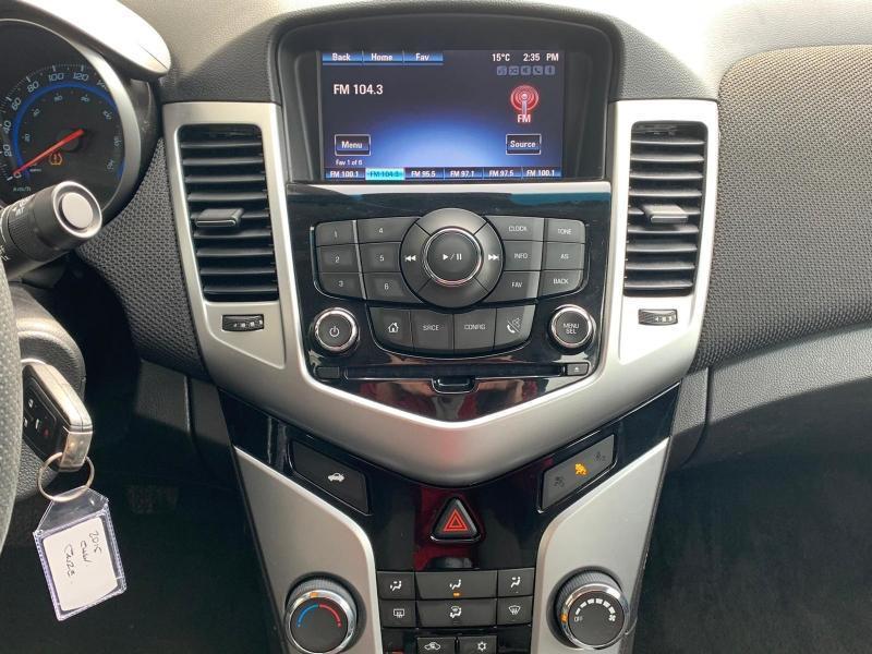 2015 Chevrolet Cruze