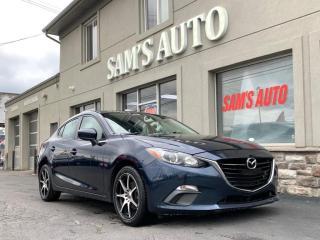 Used 2015 Mazda MAZDA3 4dr Sdn for sale in Hamilton, ON