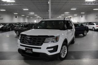 Used 2017 Ford Explorer NO ACCIDENTS I REAR CAM I KEYLESS ENTRY I POWER OPTIONS I BT for sale in Mississauga, ON