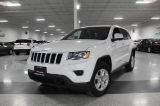 Used 2015 Jeep Grand Cherokee LAREDO I NO ACCIDENTS I 4X4 TRAIL RATED I PUSH START I BT for sale in Mississauga, ON